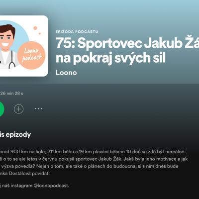 Loono podcast - Story By Jakub